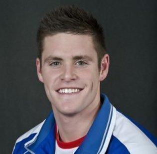 Olympic diver David Boudia