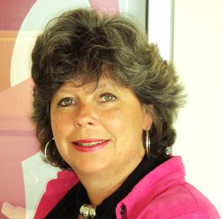 Diana Parrish has been named executive director for the North Carolina Triad Affiliate of Susan G. Komen for the Cure.