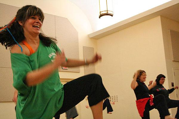 The offerings of Elon University's wellness center were used more than  2,000 times last year.