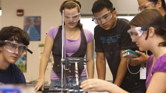 A tuition-free program for engineers and others with science and math  skills who want to teach in North Carolina's public schools is making  headway.