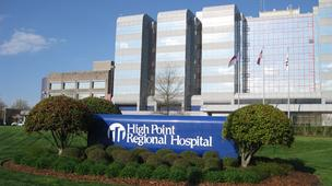 How will the UNC Health Care venture with High Point Regional Health System work?