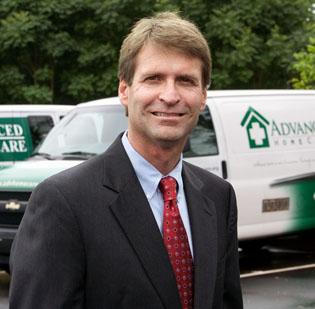 Joel Mills, CEO of Advanced Home Care