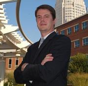 No. 1024 - NathanTabor.com. The Winston-Salem firm manages and invests in real estate. Nathan Tabor is pictured above.