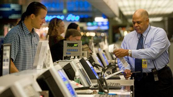 Passenger traffic continues to rise at Piedmont Triad International Airport.