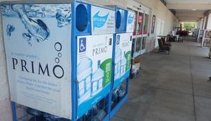 Four defendants have been dropped from a lawsuit against Primo Water.