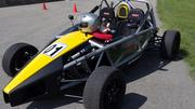A closer look at the Ariel Atom, a car produced by TMI Autotech Inc. at the Virginia Motorsports Technology Park adjacent to Virginia International Raceway. The car, with a cost starting at $52,000, can go 0 to 60 mph in less than three seconds.