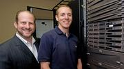 No. 1075 - Varrow. The Greensboro company provides advanced IT consulting, design and managed services. Pictured above are co-founders Dan Weiss, left, and Jeremiah Cook.