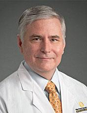 John D. McConnell, CEO of Wake Forest Baptist Medical Center.