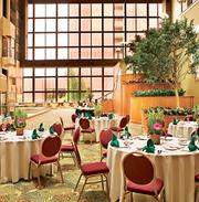 No. 5 - M.C. Benton Jr. Convention Center, located in Winston-Salem, has 100,000 square feet of meeting space and ranges in price from $90 to $100,000 to rent, depending on the size of the space. The center markets itself as meeting, conference, banquet and tradeshow facility and offers in-house catering and complimentary tables, chairs and linens. The meeting contact is the  sales and marketing director Ron Stephens.