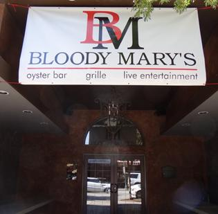 Bloody Mary's, a new oyster bar and grille, is set to open in downtown Greensboro in what was the spot of the Asian restaurant Zen.