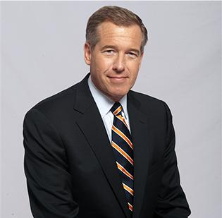 NBC News anchor Brian Williams will give the commencement address at Elon University in May.