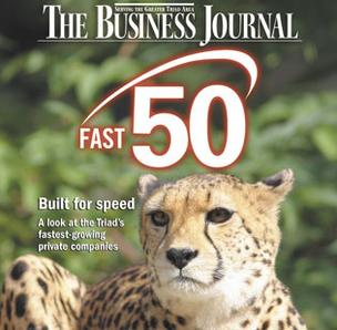 Check out The Business Journal's 2012 Fast 50 companies and click through to find out which company ranks as the No. 1 fastest-growing firm in the Triad.
