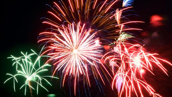 Three companies donated $15,000 to make sure the Tanglewood Park Fourth of July Fireworks Spectacular happens this year.