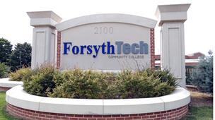 Forsyth Technical Community College will dedicate its new Oak Grove Center and offer tours of the hi-tech facility Tuesday afternoon.