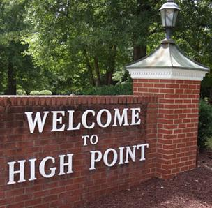 High Point has been selected as one of 20 finalists for the Bloomberg Philanthropies Mayors Challenge.
