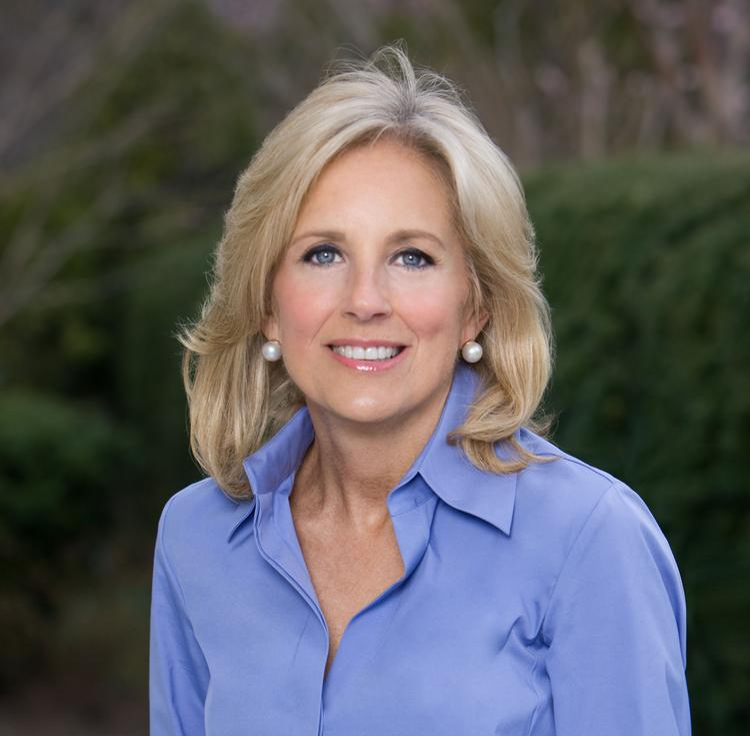Jill Biden, wife of Vice President Joe Biden, will be speaking in Greensboro on Feb. 24.
