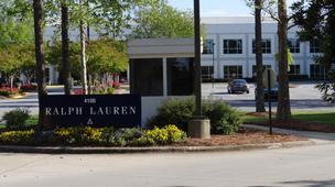 Ralph Lauren facility on Beechwood Avenue in High Point, which includes office space, a distribution center and a technology division