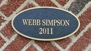 Webb Simpson, the defending champion, is a local hero: a Raleigh native, resident of Charlotte and graduate of Wake Forest University with relatives in Greensboro. He also just won the U.S. Open.