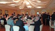 More than 160 people gathered at Alamance County Club in Burlington Friday morning for The Business Journal's State of Alamance.