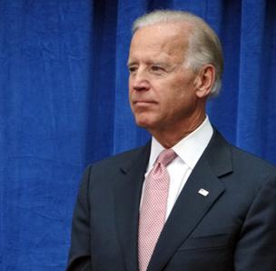 Vice President Joe Biden spoke Wednesday at Wake Forest Biotech Place in Winston-Salem.