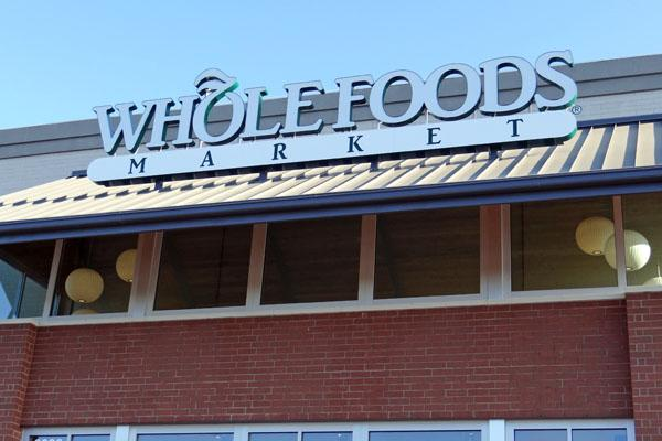 Whole Foods Market Inc. is in talks to buy six Johnnie's Foodmaster locations in the Boston area.
