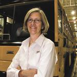 Thomas Built begins production of new propane-fueled bus