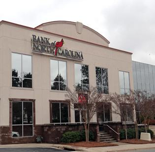 BNC Bancorp got a $31 million cash infusion from TARP in December 2008.