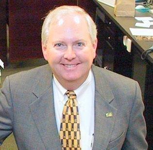 Carolina Bank CEO Bob Braswell