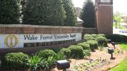 No. 1 - Wake Forest Baptist Medical Center. The medical center employs 14,000 in the Triad. In 1999, there were 9,910 working at the medical center.