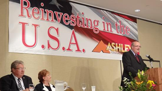 Ashley Furniture To Open Facility In Davie County Creating Up To Unique Ashley Furniture Distribution Center Concept