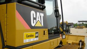Caterpillar brand Bucyrus acquisition