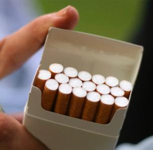 price of cigarettes Mild Seven light in Italie