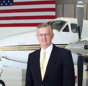 Tom Coble, founder and president of Greensboro-based Coble Trench Safety. Coble died in a plane crash Friday shortly after takeoff from an Alabama airport.