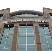No. 2: NewBridge Bank ranks second on our list with $1.25 billion in deposits in the Triad.