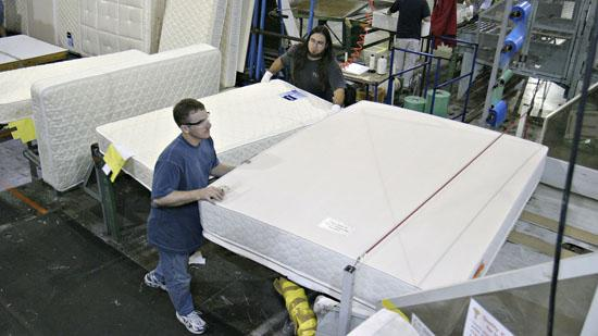 The Federal Trade Commission has requested more information before passing judgment on the planned merger between mattress makers Sealy Corp. and Tempur-Pedic Inc.