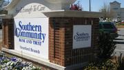 No. 3: Southern Community Bank & Trust ranks third on our list with $982.11 million in deposits in the Triad.