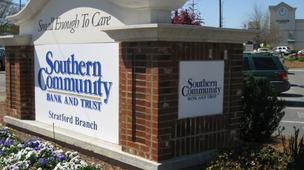 Southern Community's integration with Capital Bank has begun.