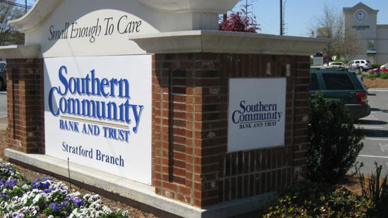 Southern Community Financial Corp. shareholders approved plans to merge with Capital Bank Financial Corp.