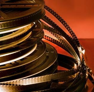 Digital copies of a movie are replacing 35mm film.