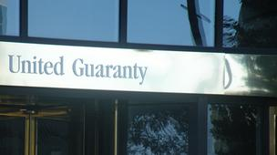 United Quaranty headquarters in Greensboro