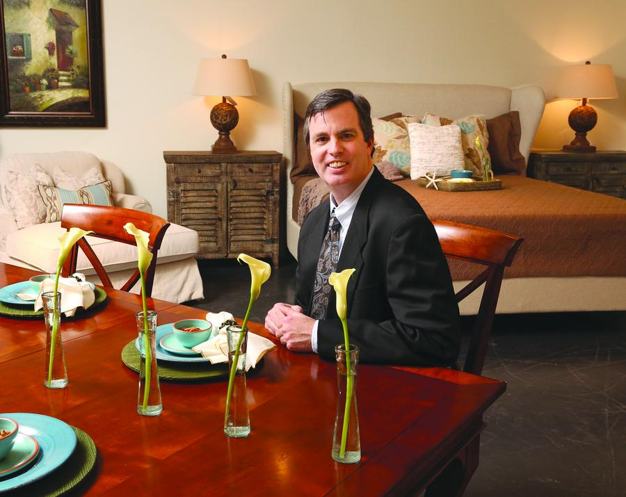 Chad Hendricks Of Boyles Brand Holdings Is Eager For The Furniture Rugs