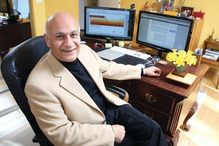 Deepak Massand is CEO of Litéra in McLeansville.