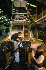 Growth prospects encourage reborn High Point boat-maker
