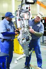 Two aerospace firms grow at <strong>Smith</strong> Reynolds despite tower closure