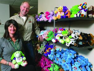Karen and Todd Atkins are owners of The RGU Group in Winston-Salem.