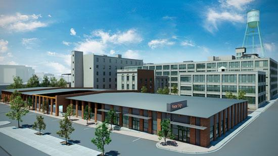 Niemann Capital and ex-NFL player Christopher Harrison (formerly of the Detroit Lions, Minnesota Vikings and Baltimore Ravens)  plan to convert a former R.J. Reynolds Tobacco site in Winston-Salem into a $60 million mixed-use complex.