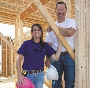 Susan and Paul Mowery of Building Dimensions Inc. in Oak Ridge.