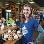 Camino Bakery rises from basement beginnings  to a popular destination in downtown Winston-Salem