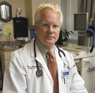 Dr. Tom Wall is executive medical director at Triad Healthcare Network and a cardiologist with LeBauer Healthcare.