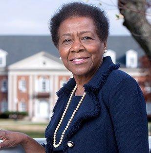 Bennett College Interim President Esther Terry